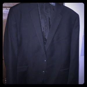 Men's black Ralph Lauren blazer...Sharrrpppp!!!!!!
